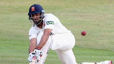 Ravi Bopara struck a century against Australia for Essex on friday