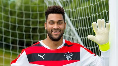 Wes Foderingham teams up with Rangers after ending association with Swindon last season.