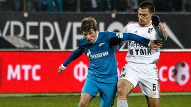 Andrei Arshavin has left Zenit St Petersburg to join Kuban.