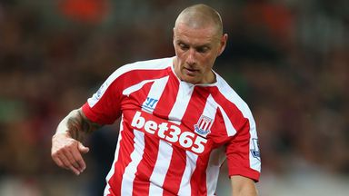 Andy Wilkinson has signed a new short-term deal with Stoke City