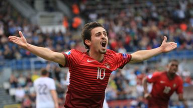 Bernardo Silva: One of seven Portugal players to make the team