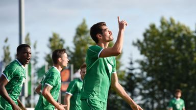 Celtic's Nir Bitton (right) fit to face Qarabag following injury lay-off