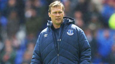 Duncan Ferguson is now coaching at Everton