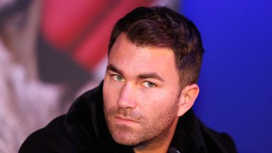 Eddie Hearn: Could fly to Panama for Klitschko-Fury bidding