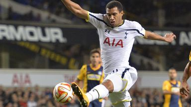 Etienne Capoue: In Europa League action for Tottenham last season
