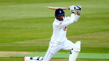 James Vince played a key role as Hampshire made it back-to-back wins