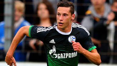 Julian Draxler has signed for Wolfsburg from Schalke