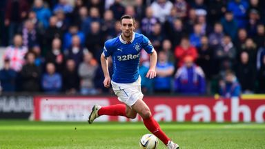 Lee Wallace: Has called for patience from Rangers fans ahead of the new season.