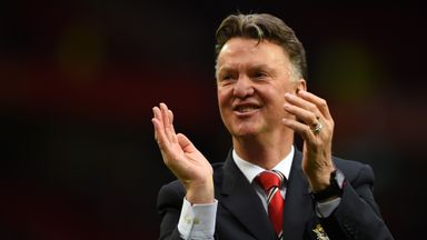 Louis van Gaal has set himself a deadline of two years to achieve success with Manchester United
