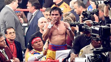 Manny Pacquiao: Failed to end Floyd Mayweather's perfect record