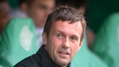 Celtic boss Ronny Deila has set his side targets for the new season.