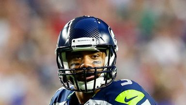 Russell Wilson: Yet to agree a new deal with Seattle Seahawks