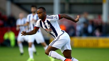 Saido Berahino has been told he will not be leaving for Tottenham this summer