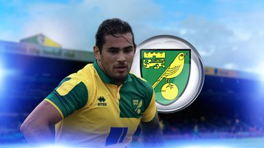 Bradley Johnson impressed for Norwich in the 2014/15 campaign