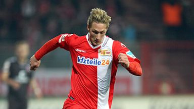 Sebastian Polter: Has struggled to break into the first-team at Mainz