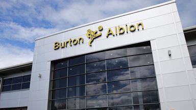 Binnom-Williams has joined Burton on loan