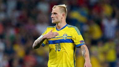 John Guidetti impressed at the U21 European Championship