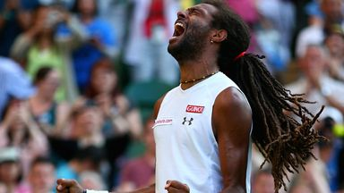 Dustin Brown: The German knocked out Rafael Nadal at Wimbledon
