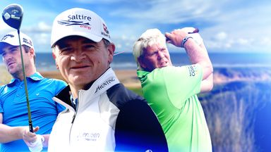 Marc Warren and John Daly are two of the high profile names in the field this week