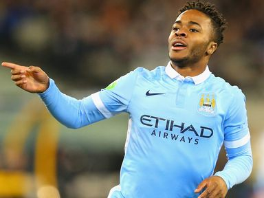 Raheem Sterling: Backed to prove his worth at Manchester City