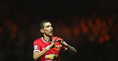Angel Di Maria: Heading for PSG