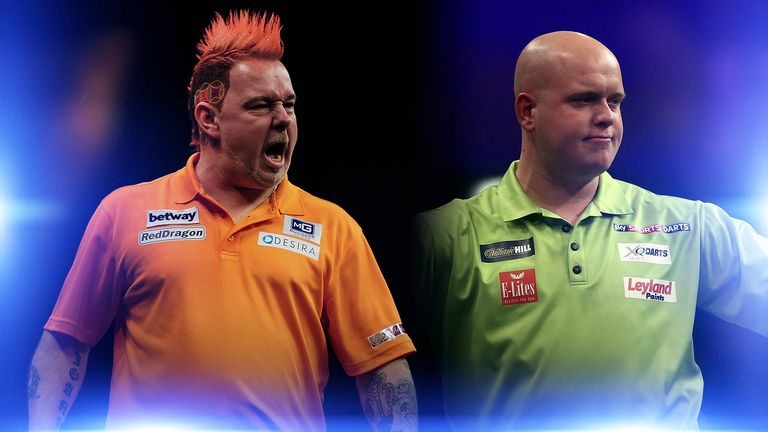 World Matchplay Darts Day one