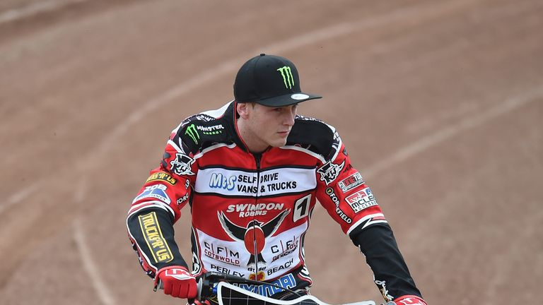 Darcy Ward has had spinal surgery after a serious crash in Poland