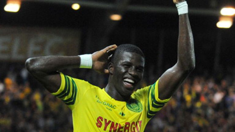 Papy Djilobodji moved to Stamford Bridge from Nantes in the summer