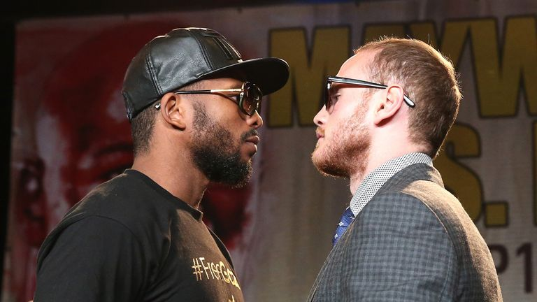 Badou Jack and George Groves will compete for the WBC super-middleweight world title in Las Vegas on September 12