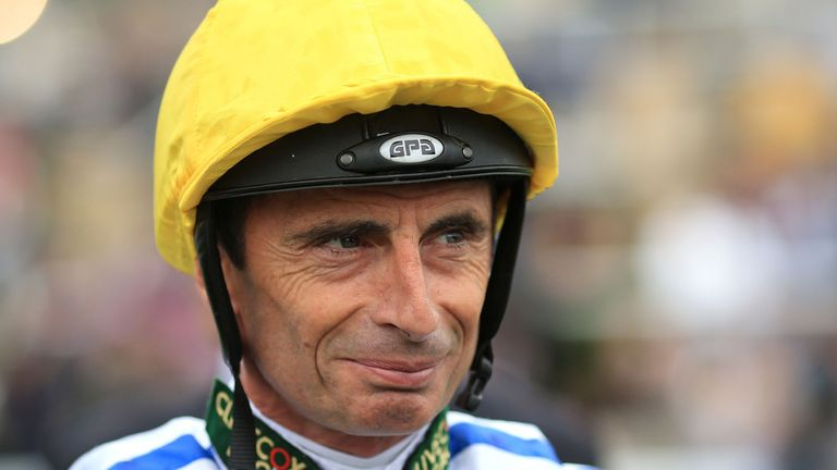 Gerald Mosse: Came in for winning substitute rider.