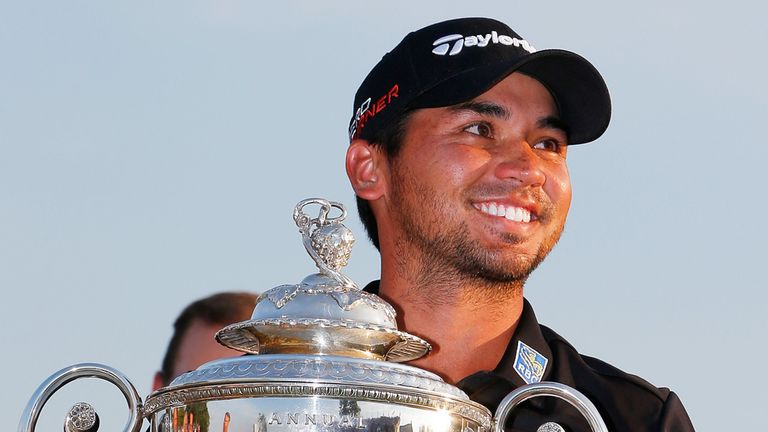 Day went on to end the 2015 season on a high, including his first major win at the US PGA