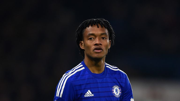 Juan Cuadrado has been loaned to Juventus after failing to make an impact at Chelsea