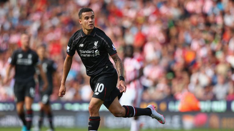 Philippe Coutinho will be back for Liverpool to face Norwich