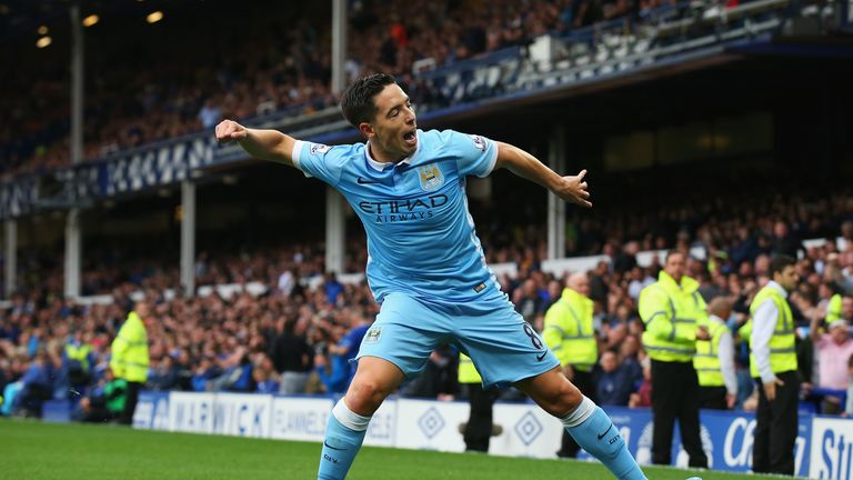Samir Nasri doesn't have a future under Pep
