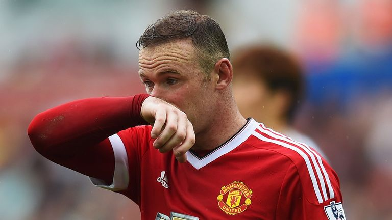 Marital is looking forward to linking up with Wayne Rooney