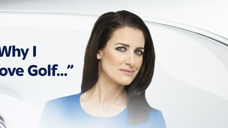 Sky Sports Presenter Kirsty Gallacher Explains Her Passion