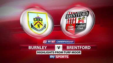 Burnley 1-0 Brentford