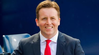 David Tanner, expects a Sky Live cracker between Rangers and Hibs at Ibrox.