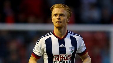 Liam O'Neil: Has joined Chesterfield from West Brom