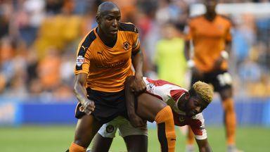 Benik Afobe has continued his good form from last season, scoring three times