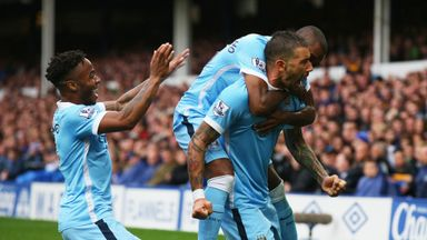 What's behind Manchester City's improvement this season?