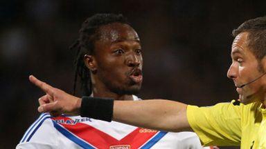 Bakary Kone played 18 times for Lyon last season