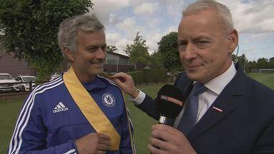 Jose Mourinho, Jim White
