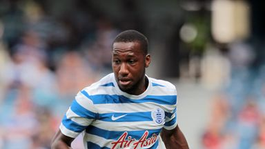 Junior Hoilett does not feature in manager Chris Ramsey
