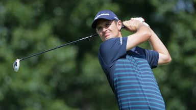 Justin Rose: The Barclays