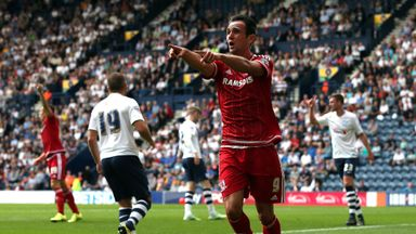 Kike was on fire to help Middlesbrough on Saturday