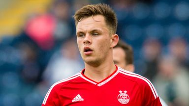 Lawrence Shankland has swapped Aberdeen for St Mirren