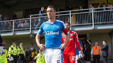 Lee Wallace thanks Rangers supporters for incredible backing
