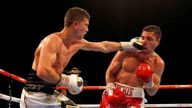 Luke Campbell finally ended Tommy Coyle's resistance in the 10th round