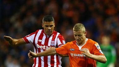 Jonathan Walters has handed in a transfer request at Stoke